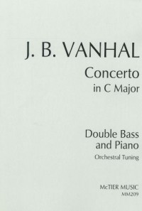 Vanhal: Concerto in C Major (Orchestral Tuning)