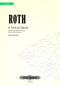 A Time to Dance (vocal score)