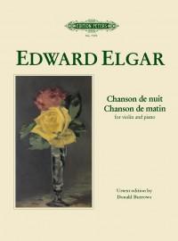 Elgar, E: Chanson de matin&#x3B; Chanson de nuit