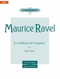 Ravel, M: Le tombeau de Couperin