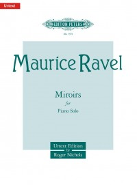 Ravel, M: Miroirs