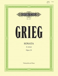 Grieg: Cello Sonata in A minor Op.36