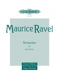 Ravel, M: Sonatine