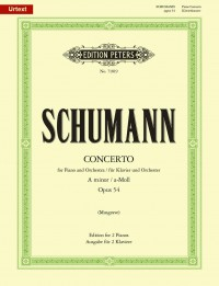 Schumann, R: Concerto in A minor Op.54