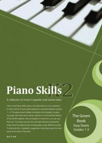 Holt: Piano Skills - The Green Book (Easy Duets)