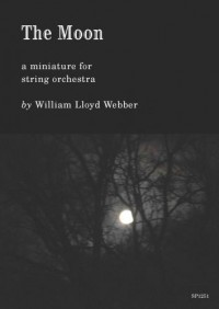 William Lloyd Webber: The Moon - a miniature for string orchestra