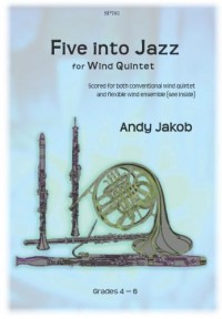 Jakob: Five into Jazz - Flexible Wind Ensemble