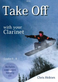 Holmes: Take Off with your Clarinet
