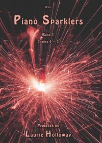 Holloway: Piano Sparklers Book 1