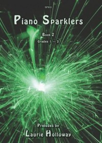 Holloway: Piano Sparklers Book 2