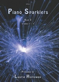 Holloway: Piano Sparklers Book 3