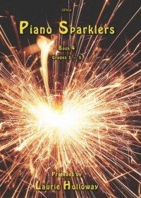 Holloway: Piano Sparklers Book 4