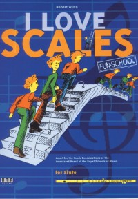 Robert Winn: I Love Scales