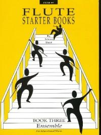 Hunt: Flute Starter Book 3 - Ensemble
