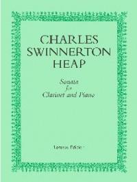 Charles Swinnerton Heap: Sonata for clarinet and piano