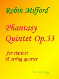 Milford: Phantasy Quintet