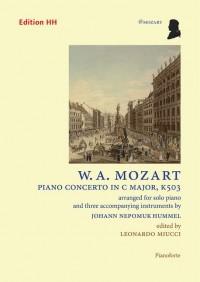 Mozart: Piano Concerto in C major K503