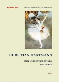 Hartmann, C: Two piano pieces