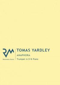 Yardley, Tomas: Anaphora