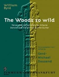 William Byrd: Woods So Wild