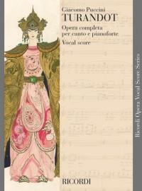 Giacomo Puccini: Turandot (Vocal Score)