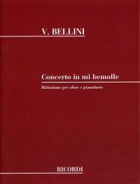 Vincenzo Bellini: Concerto In Mi Bemolle Per Oboe E Archi (Oboe and Piano)