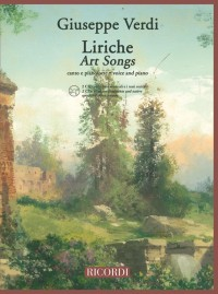 Giuseppe Verdi: Liriche - Art Songs (Voice and Piano)