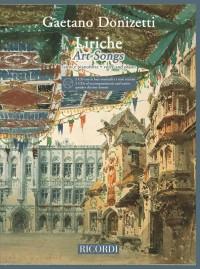 Gaetano Donizetti: Liriche - Art Songs (Voice and Piano)