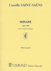 Camille Saint-Saens: Sonate Op.166 (Oboe and Piano)