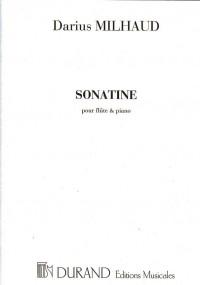 Darius Milhaud: Sonatine (Flute and Piano)