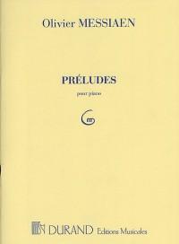 Olivier Messiaen: Preludes