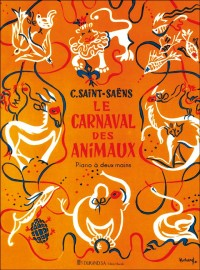 Camille Saint-Saens: Carnival Des Animaux (Piano)