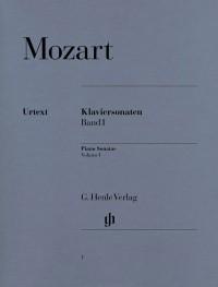 Mozart, W A: Piano Sonatas Vol. 1