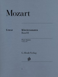 Mozart, W A: Piano Sonatas Vol. 2