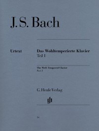 Bach, J S: Well-Tempered Clavier BWV 846-869 Vol. 1