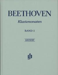 Beethoven, L v: Piano Sonatas Vol. 1