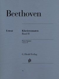 Beethoven, L v: Piano Sonatas Vol. 2