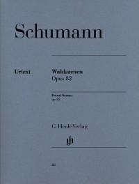 Schumann, R: Forest Scenes op. 82