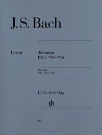 Bach, J S: Toccatas BWV 910-916