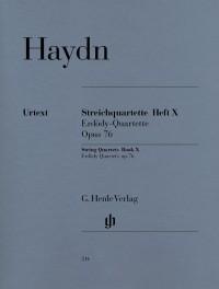 Haydn, J: String Quartets op. 76/1-6 Vol. 10