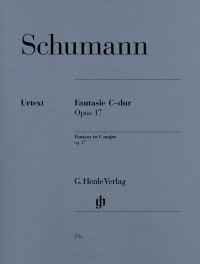 Schumann, R: Fantasy C major op. 17