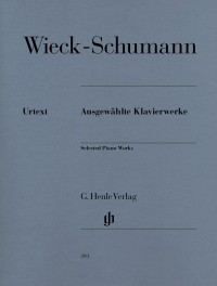 Schumann, C: Selected Piano Works