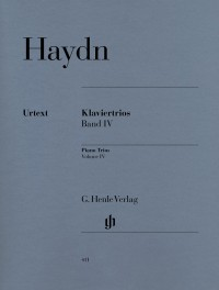 Haydn, J: Piano Trios Band 4