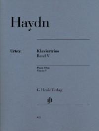 Haydn, J: Piano Trios Band 5