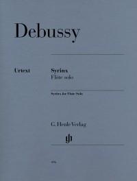 Debussy, C: Syrinx [La flûte de Pan] (for Flute solo)