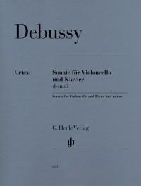 Debussy, C: Sonata for Violoncello and Piano  D Minor