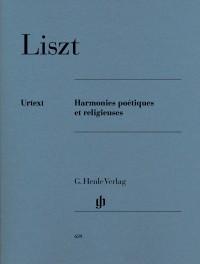 Liszt, F: Harmonies poétiques et religieuses