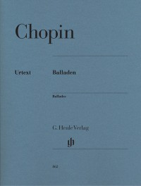 Chopin, F: Ballades