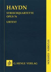 Haydn, J: String Quartets op. 76/1-6 Band 10