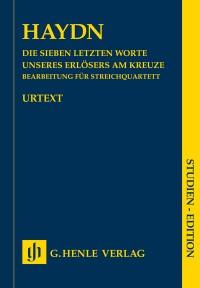 Haydn, J: Seven Last Words of Christ Hob. XX/1B